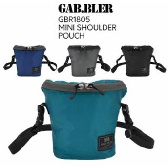Gab・Bler ギャブラー GBR1805 ナイロンミニショルダーポーチ ポーチ acro48