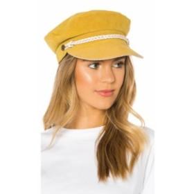ブリクストン Brixton レディース キャップ 帽子 Kayla Cap Mustard