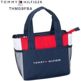 今だけ19%ポイント還元 プレミアム会員限定 トミーヒルフィガー ゴルフ バッグ シグネチャー ラウンドトート THMG9FBA