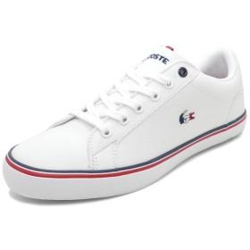 LACOSTE WMNS LEROND 218 1 QSP【ラコステ ウィメンズルロン2181QSP】white(ホワイト)CAW0092-21G 18SS