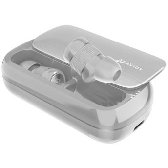 フルワイヤレスイヤホン シルバー TE-BD21f-SL [マイク対応 /ワイヤレス(左右分離) /Bluetooth]