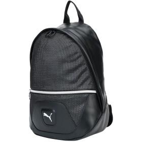 《期間限定セール開催中!》PUMA レディース バックパック&ヒップバッグ ブラック ポリウレタン 60% / ポリエステル 40% Prime Archive Backpack