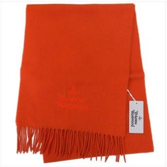 ヴィヴィアンウエストウッド Vivienne Westwood オレンジ マフラー 81030007-10081-FP F401 OR