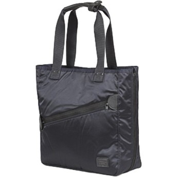カバンのセレクション 吉田カバン ラゲッジレーベル ゾーン トートバッグ メンズ A4 LUGAGGE LABEL 973 05593 ユニセックス ネイビー 在庫 【Bag & Luggage SELECTION】