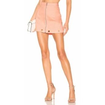 フォーラブアンドレモン For Love & Lemons レディース ミニスカート スカート Creme Puff Mini Skirt Cotton Candy