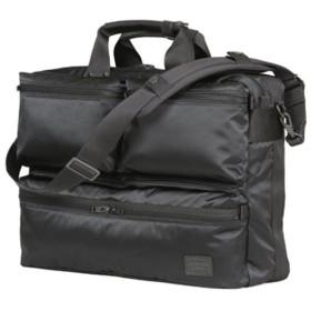 カバンのセレクション 吉田カバン ラゲッジレーベル ゾーン ビジネスバッグ 3WAY B4 LUGGAGE LABEL 973 05750 ユニセックス ブラック 在庫 【Bag & Luggage SELECTION】