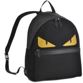 フェンディ/FENDI バッグ メンズ BAG BUGS バックパック リュックサック ブラック 7VZ012-1CE-F0U98