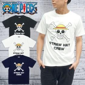 【ONE PIECE(ワンピース)】ルフィ 海賊旗 Tシャツ