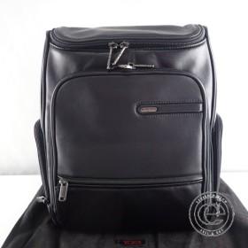 TUMI トゥミ 96177D レザー バックパック ブラック メンズ