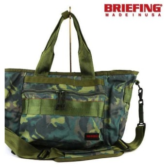 "BRIEFING(ブリーフィング)バリスティックナイロン 2WAY バッグ ""EASY WIRE WOODLAND DP""・BRF247219-2771502・レディース"