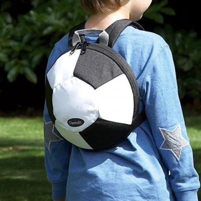 CLIPPASAFE  英國兒童防走失背包-足球 R-66-2-CL662