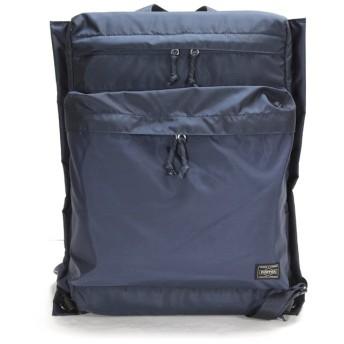 カバンのセレクション 吉田カバン ポーター フォース リュック メンズ ミリタリー ブランド A4 PORTER 855 07417 ユニセックス ネイビー フリー 【Bag & Luggage SELECTION】