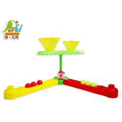 Playful Toys 頑玩具 小豬投籃組617( 籃球機 投籃組 投籃遊戲 彈射籃球 手指彈射 抖音玩具 頑玩具)