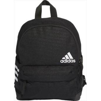 [adidas]アディダス 3st スモールバックパック 12L (FSV63)(DT4067) ブラック/ホワイト/ホワイト[取寄商品]