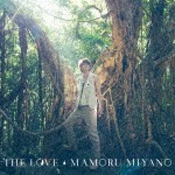 宮野真守/THE LOVE (通常盤)[KICS-3504]【発売日】2017/8/2【CD】