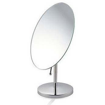 ♪送料込み 送料無料鏡 卓上鏡 スタンド ミラー 化粧鏡 可動式 便利 楕円形 シンプル おしゃれ 可愛い インテリア リビング 玄関