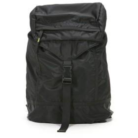カバンのセレクション 吉田カバン ラゲッジレーベル トレック リュック パッカブル 旅行 LUGGAGE LABEL 955 08955 ユニセックス ブラック フリー 【Bag & Luggage SELECTION】