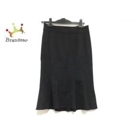 マテリア MATERIA スカート サイズ40 M レディース 美品 黒 新着 20190721