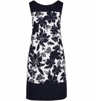 ベティー バークレイ Betty Barclay レディース ワンピース ワンピース・ドレス Floral Print Dress Dark Blue