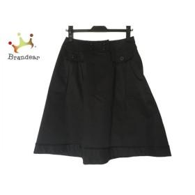 エポカ EPOCA スカート サイズ42 L レディース 美品 黒  値下げ 20191018