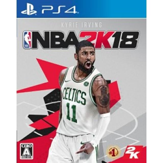 【新品】(PS4)NBA 2K18 (管理:405611)
