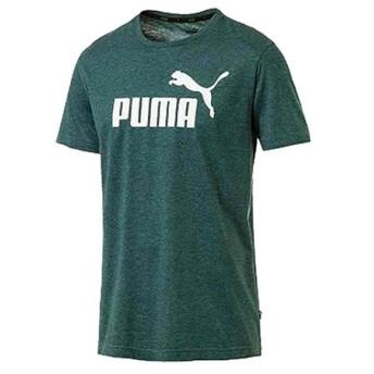 プーマ PUMA メンズ ESS  NO.1 ロゴ ヘザー S/S Tシャツ スポーツ トレーニング 半袖 Tシャツ アウトレット セール