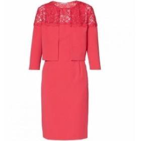 ジーナ バッコーニ Gina Bacconi レディース ワンピース ワンピース・ドレス Doris Dress And Jacket Pink
