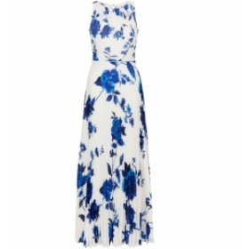 ホッブス Hobbs レディース ワンピース ワンピース・ドレス Talia Maxi Dress Sapphire & Ivory