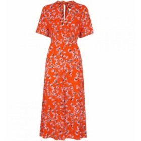 ホイッスルズ Whistles レディース ワンピース ワンピース・ドレス Digital Daisy Zelena Dress red multi