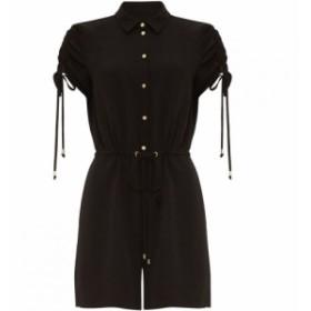 ダンセル Damsel in a Dress レディース オールインワン ワンピース・ドレス Florence Playsuit Black