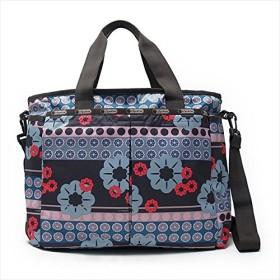 (レスポートサック) LeSportsac Ryan Baby Bag マザーバッグ #7532 D448 Folk Flora 並行輸入品 [並行輸入品]