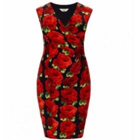 スタジオ8 Studio 8 レディース ワンピース ワンピース・ドレス Plus Size Rachel rose dress Red