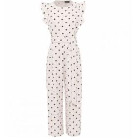 フェーズ エイト Phase Eight レディース オールインワン ワンピース・ドレス Verena Spot Culotte Jumpsuit Shell