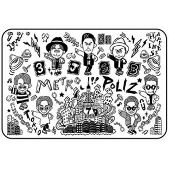 """三代目 J Soul Brothers LIVE TOUR 2016 """"METROPOLIZ"""" 公式グッズ NAOTO Produce ブランケット"""