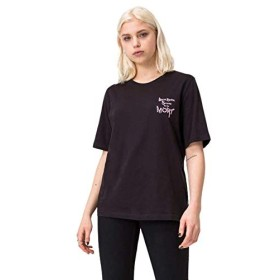 (チープマンデー) CHEAP MONDAY Tシャツ Perfect tee Ou la Mort S ブラック 0582344-T