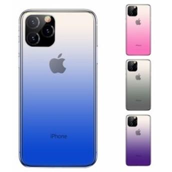 Apple iPhone XI/XIR/XI Max クリアケース/カバー 透明プラスチックケース/カバー アイフォン11 ハードケース 耐衝撃 落下防止 スマホ ス