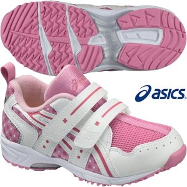【アシックス】asics GD.RUNNER GIRL MINI 【ジーディーランナーガールミニ】TUM161-1700 子供 靴 キッズシューズ 18SS