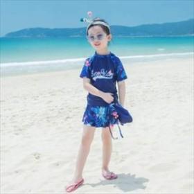 キッズ 子供 水着 親子でおそろい リンクコーデ 女の子用 男の子用 夏 海 プール おそろい ペア 親子 ビーチ リゾート YN-3-321/