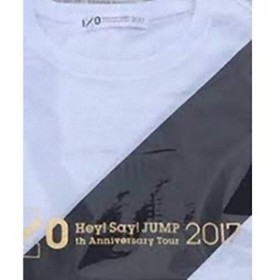 Hey!Say!JUMP I/Oth Anniversary Tour 2017 10周年 公式グッズ Tシャツ