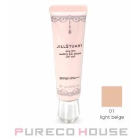 ジルスチュアート (JILLSTUART) エアリーティント ウォータリーCCクリーム UVヴェール SPF50+/PA++++ 30ml #01