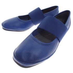 CAMPER Alright ヒールパンプス ブルー サイズ:39 (京都店) 190722