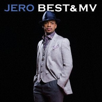 ジェロ/ジェロ/BEST&MV(DVD付)