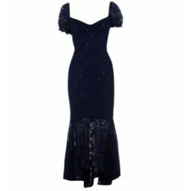シスタグラム Sistaglam レディース ワンピース ワンピース・ドレス Orla Dress NAVY
