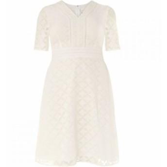 スタジオ8 Studio 8 レディース ワンピース ワンピース・ドレス Esme Dress White