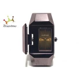 ジルスチュアート JILL STUART 腕時計 VB20-5120 レディース 革ベルト ゴールド 新着 20190720