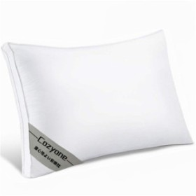 枕 安眠 良い通気性 快眠枕 高級ホテル仕様 高反発枕 横向き対応 通気性抜群 抗菌 防臭 丸洗い可能 立体構造 43x63cm