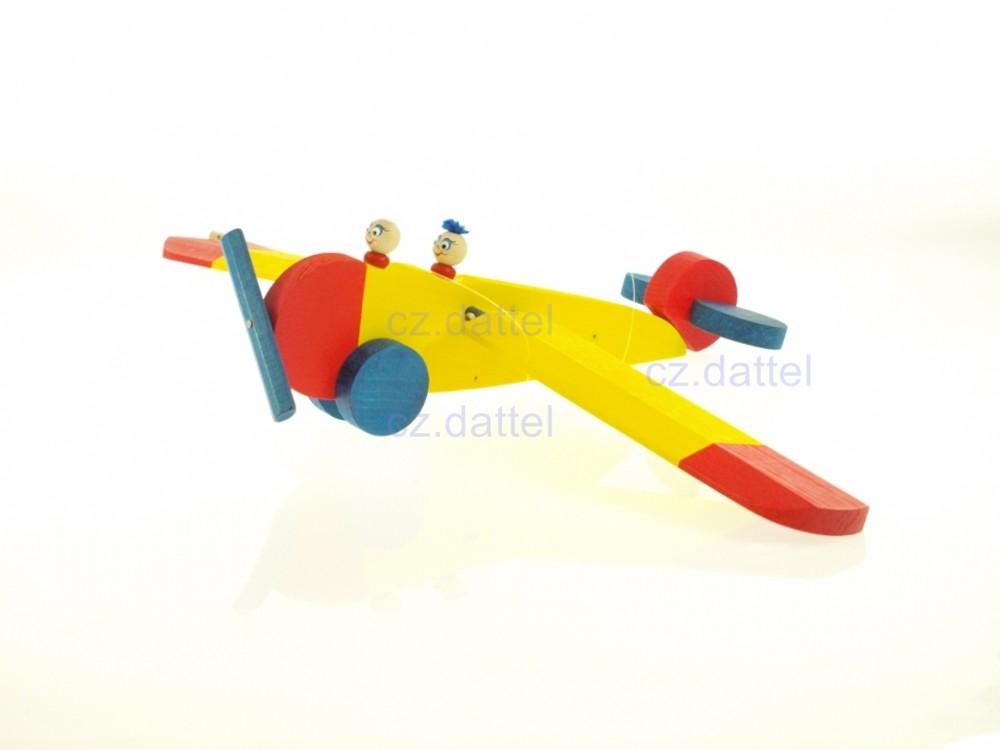 超大飛機diy懸掛飛行動物捷克天花板動物吊飾掛飾捷克啄木鳥捷克木偶木製玩具木頭裝飾品