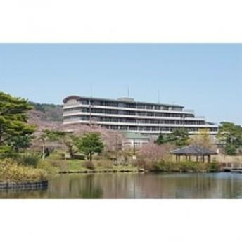 岳温泉1泊2日2食付きペア宿泊券A(櫟平ホテル)平日