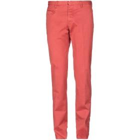 《期間限定セール開催中!》INCOTEX メンズ パンツ 赤茶色 29 コットン 100%