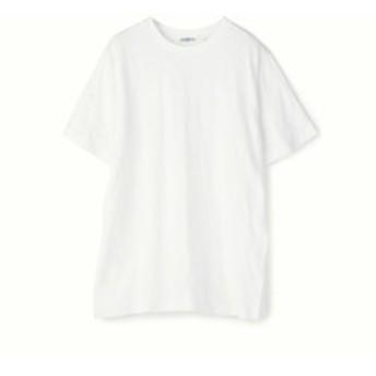 【メンズビギ:トップス】幾何学柄ジャガードTシャツ